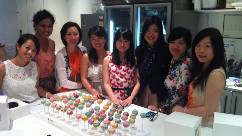 Cake Decorating Classes Queensland : Cake Pop Making and Decorating Class