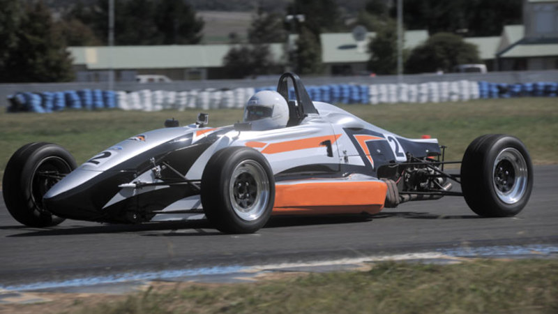 Formula Ford Race Car Experience 5 Laps Nsw
