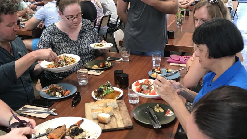 Sydney Food Precincts