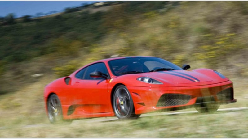 Car Hire Ferrari Brisbane