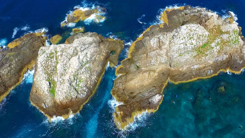 Introductory scuba dive course at julian rocks - Dive byron bay ...