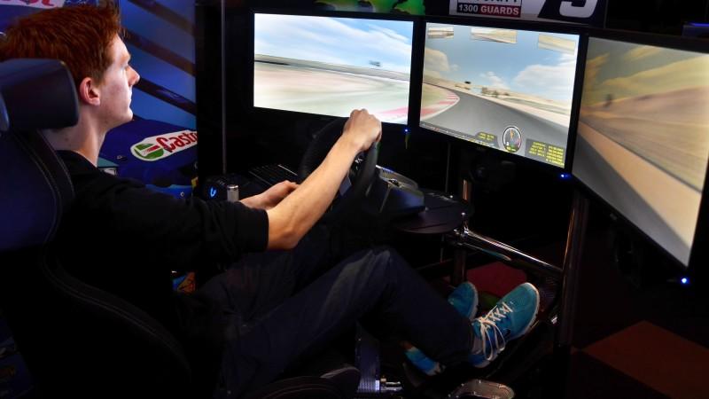V8 Supercar Racing Simulation Experience