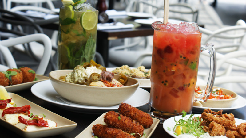 Wedding Gift Ideas Sydney: VIVID Dining Cocktails And Tapas