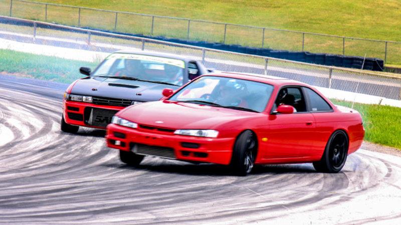 Drift Thrill Ride Laps