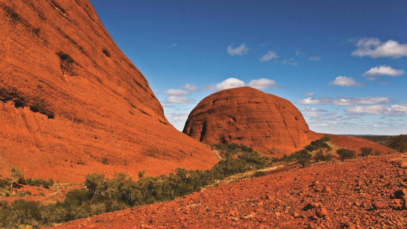 Uluru Adventure With Lunch And Sunset Dinner Full Day Tour