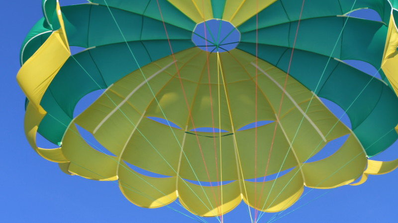 Parasail Over The Gold Coast Amp Stand Up Paddle Board For 2