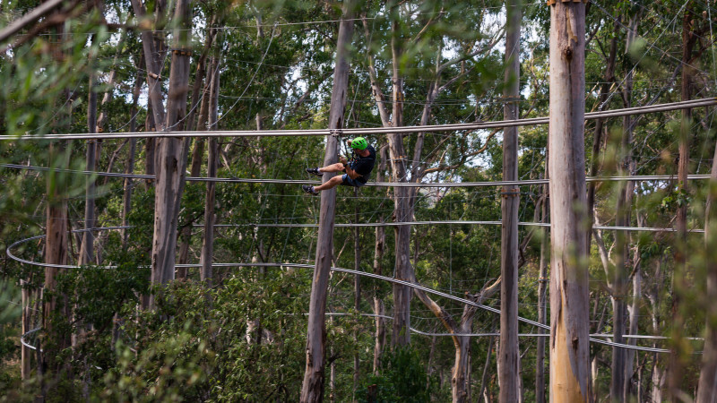 Redballoon High Ropes Adven...