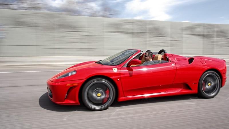 Car Hire Ferrari Brisbane