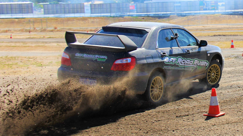 Rally Car Driving Experience Passenger