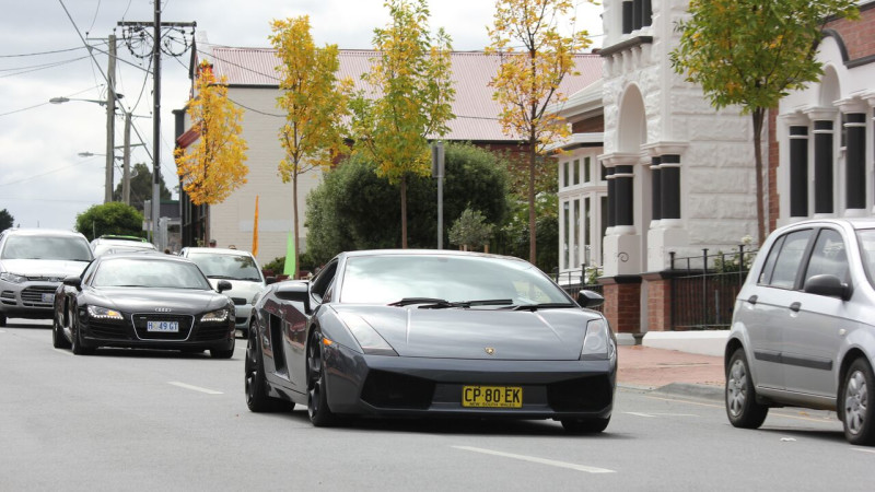 Luxury Car Hire Hobart
