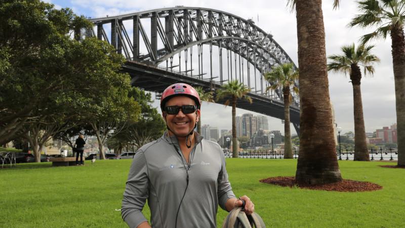 Sydney Classic Bicycle Tour