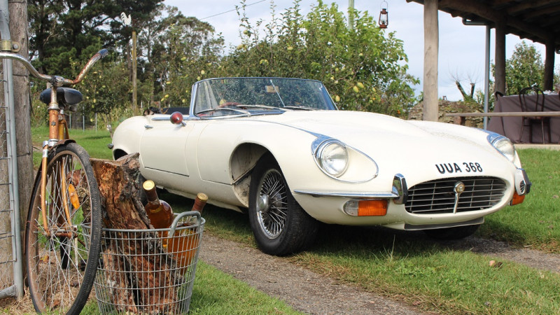 Sydney Classic Car 1968 Jaguar E Type For A Day