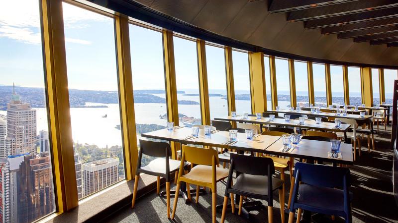 Sydney Tower Restaurant Booking
