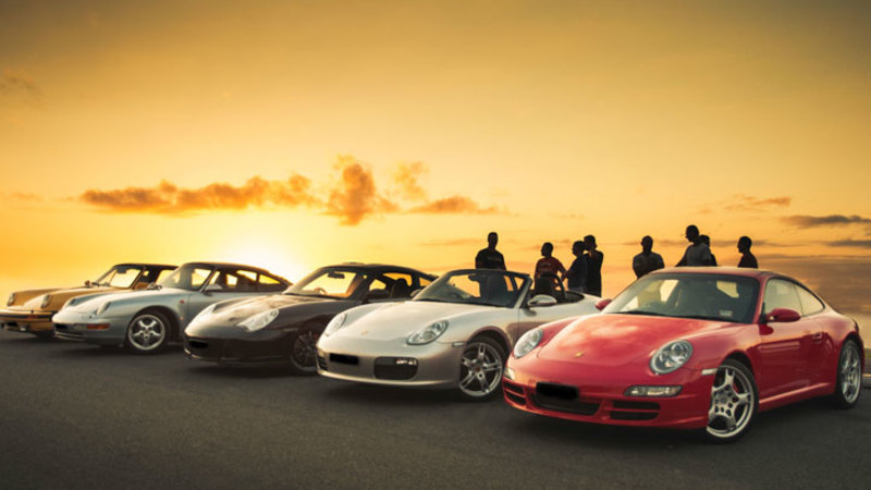 Ultimate Porsche Driving Tour With A Passenger Full Day