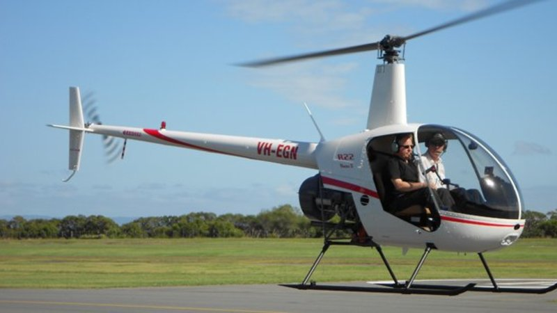 Learn To Fly A Robinson R22 Helicopter  30 Minutes