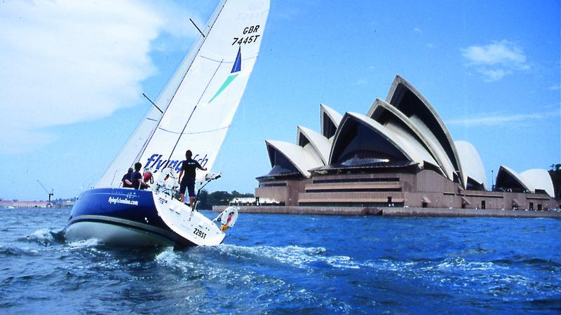 Pacific Sailing School – Sydney Harbour – The best Yacht ...