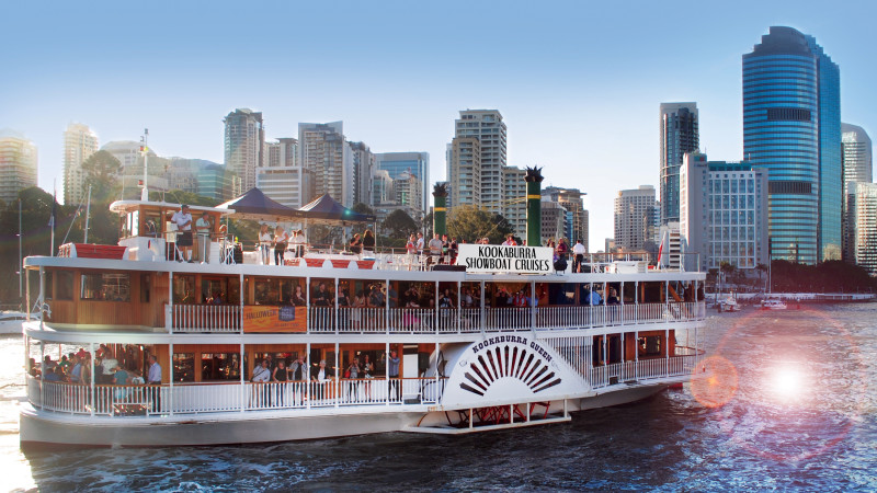 High Tea Cruise On The Brisbane River With Sparkling For 2
