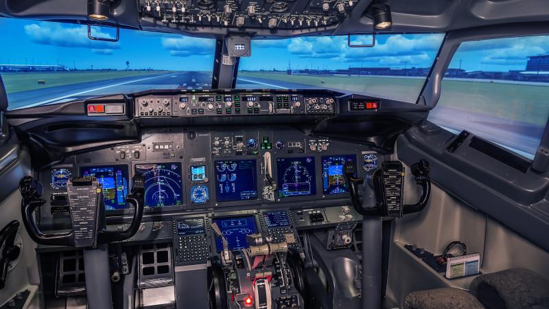 boeing 737 800 flight simulator 30 minutes. Black Bedroom Furniture Sets. Home Design Ideas