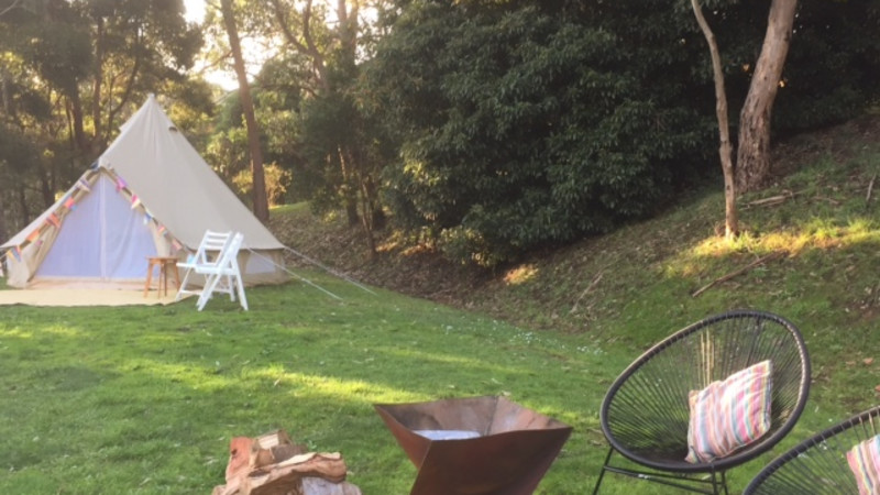 Two Night Glamping Getaway For 2