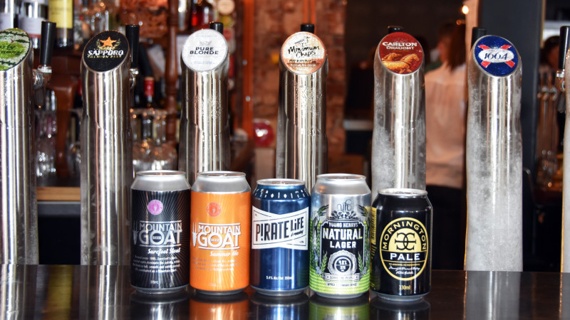 Craft Beer Adelaide Cbd