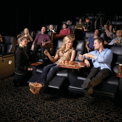 Crown casino cinema gold class melbourne