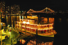 Brisbane River Lights Dinner Cruise And Buffet - For 2