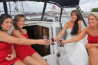 Sailing Yacht with Massage - For 2