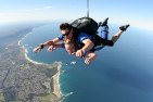 Skydive Over The Beach - Early Bird - 14,000ft - Weekend