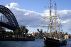 Tall Ship in Sydney Harbour Sparkling Wine Brunch - For 2
