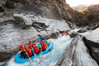 Whitewater Rafting on the Shotover River