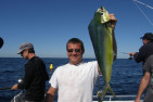 Offshore Game or Sport Fishing Day with Breakfast and Lunch