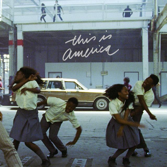 Childish Gambino - This Is America album artwork