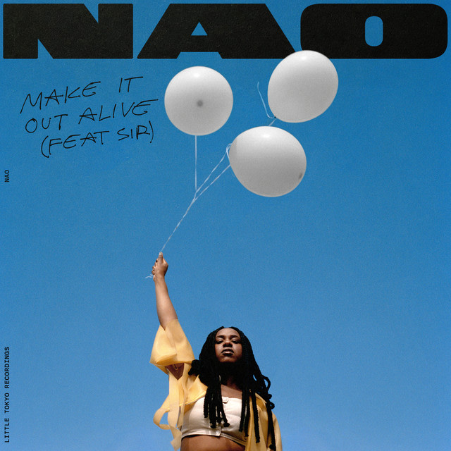 Nao - Make It Out Alive (feat. SiR) album artwork