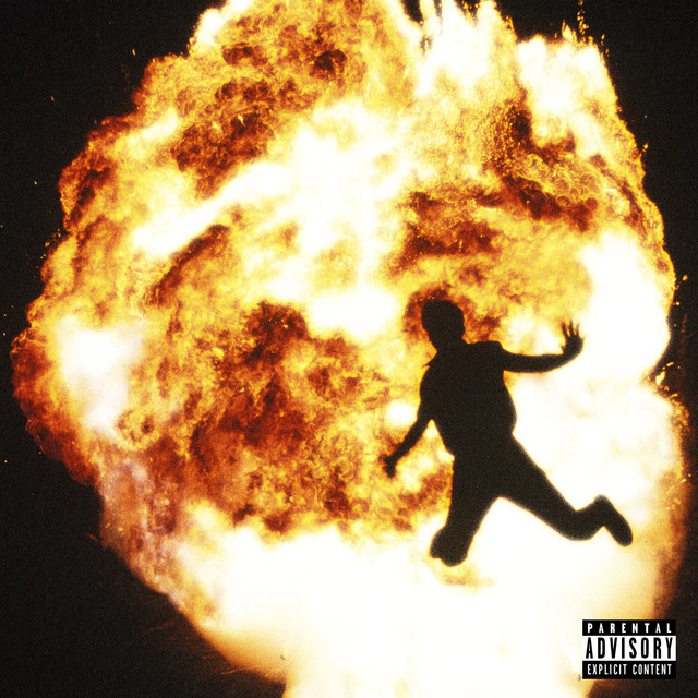 Metro Boomin - NOT ALL HEROES WEAR CAPES album artwork