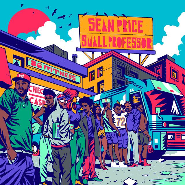 Sean Price - John Gotti album artwork