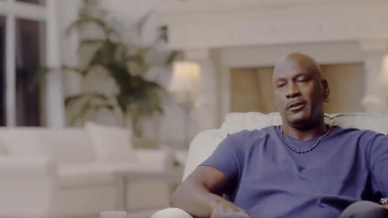 new style 897e7 b8992 ESPN shares trailer for Michael Jordan documentary  The Last Dance