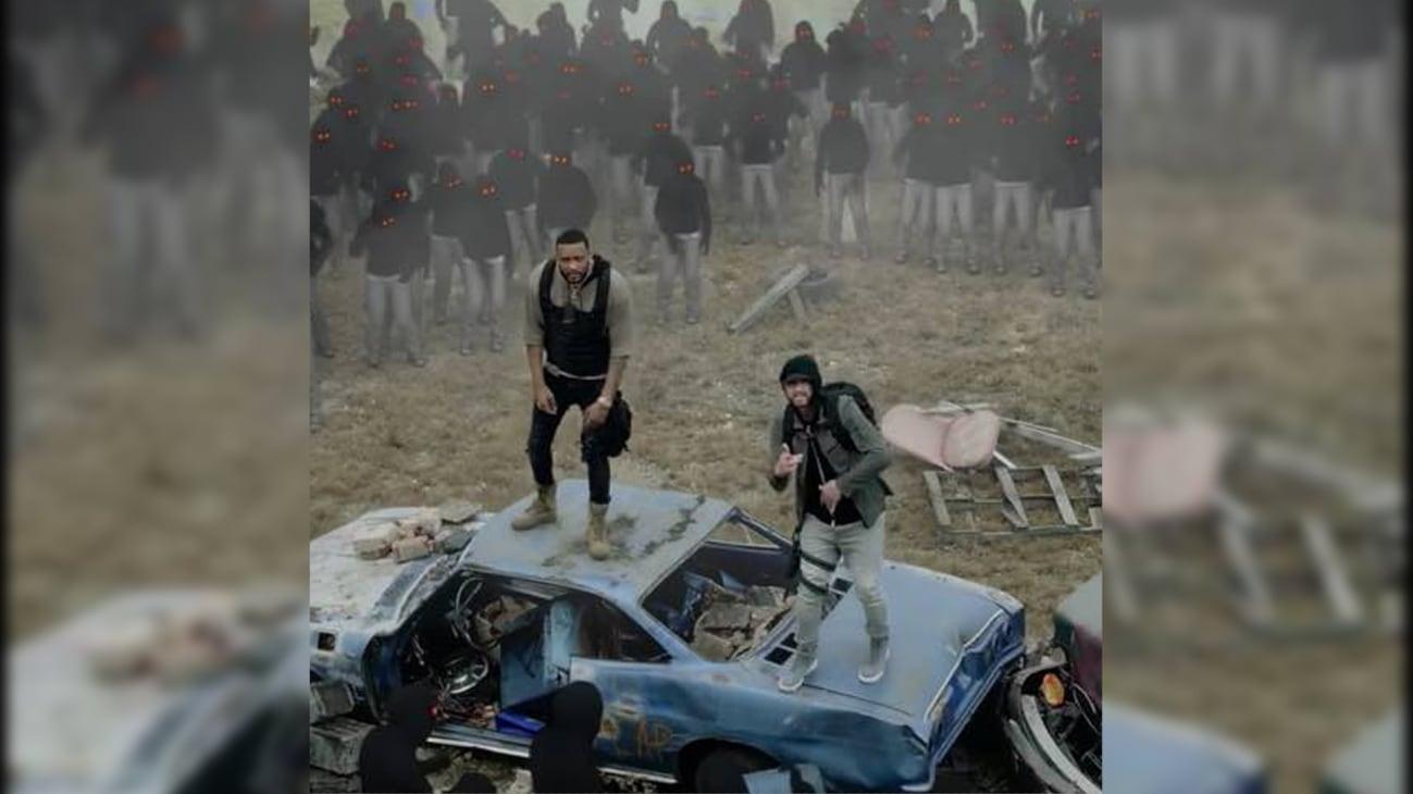 Eminem & Joyner Lucas release their new music video for