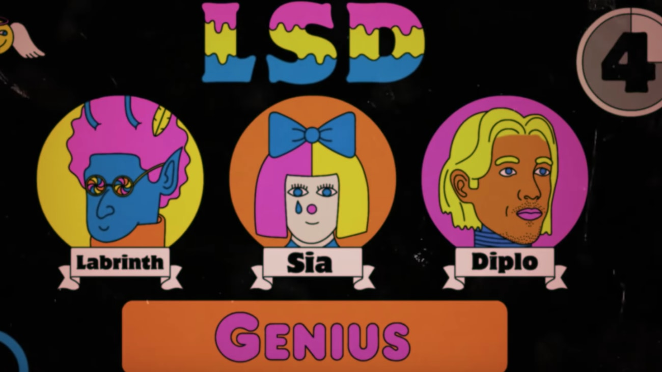 New music diplo labrinth and sia drop first collaboration as lsd may 3 2018 malvernweather Choice Image