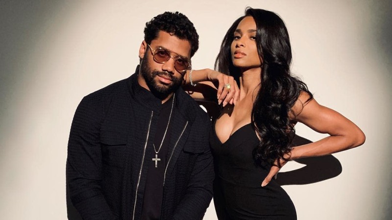 b43949e917d Ciara and Russell Wilson launch Why Not You production company ...