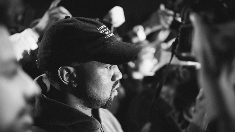 This Black Music Month, Kanye West and G O O D  Music reset