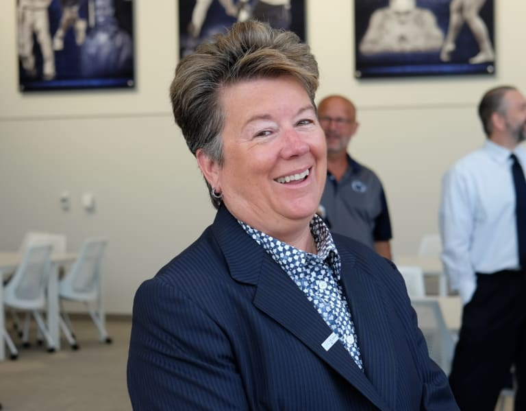 Penn State AD Sandy Barbour Reports Encouraging News ...