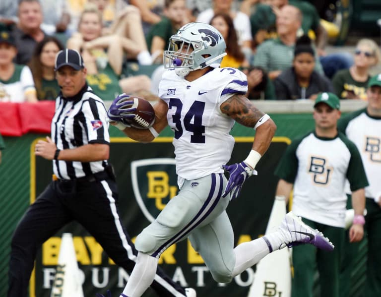 finest selection 76ac5 feaa0 KStateOnline - RB Alex Barnes declares for NFL Draft