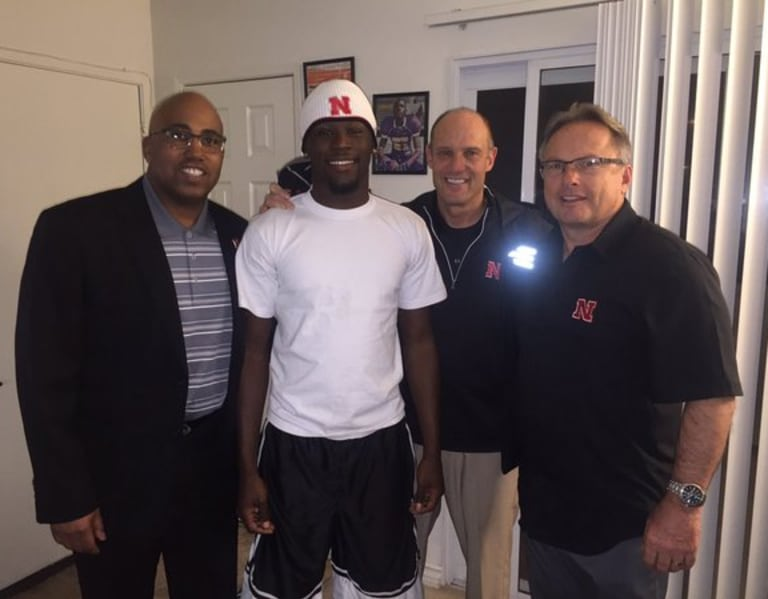 HuskerOnline - Getting to Know: DB Marquel Dismuke