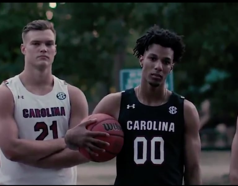 GamecockCentral - Gamecocks unveil new hoops uniforms