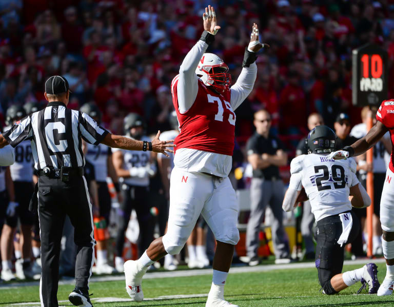 HuskerOnline - Final snap counts and grades for Nebraska's defense vs Northwestern