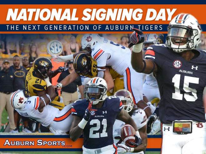 A National Signing Day full of firsts for Gus Malzahn at Auburn