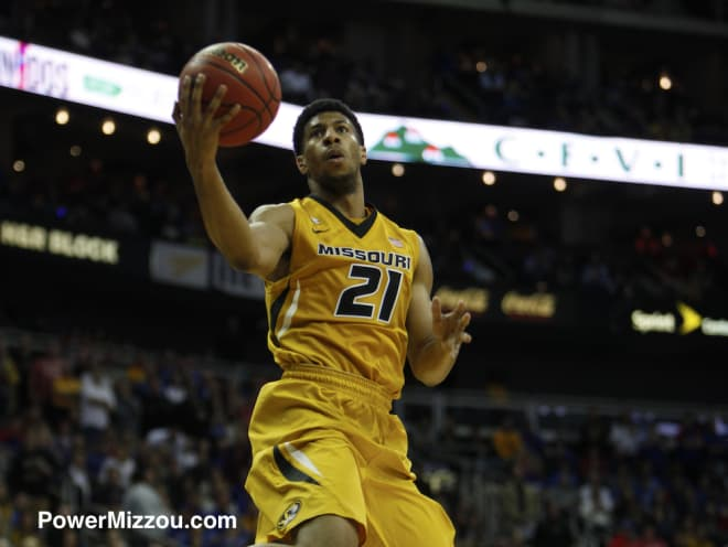 Mizzou forward Jordan Barnett arrested for DWI