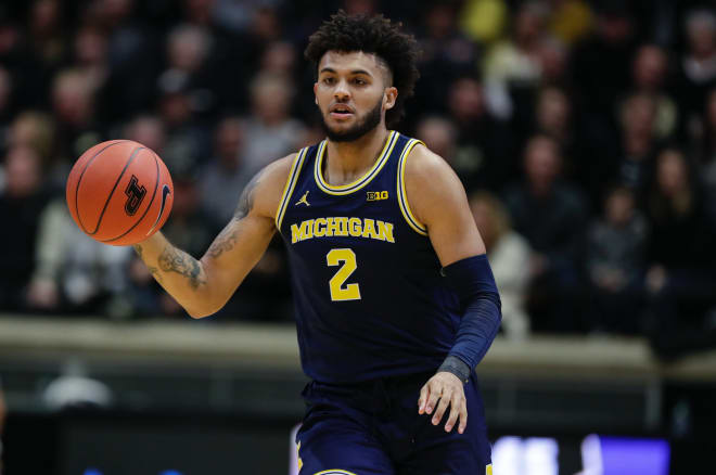 Michigan Wolverines basketball forward Isaiah Livers has less than a month to make an official decision.