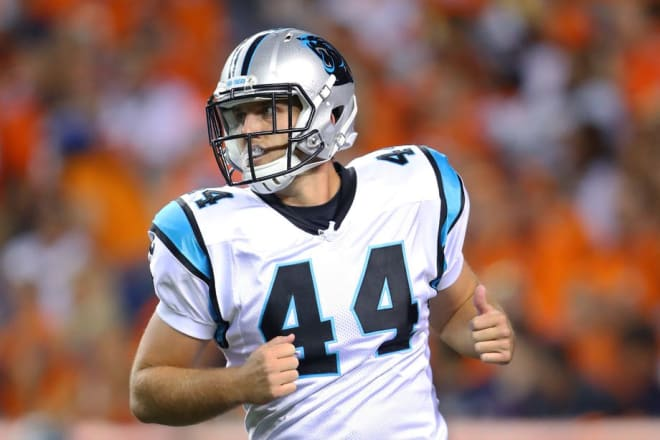 Long-snapper J.J, Jansen, originally from Arizona, is in his 12th season in the NFL.