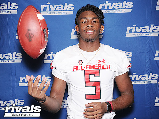 5-star CB Patrick Surtain Jr picks Alabama over LSU